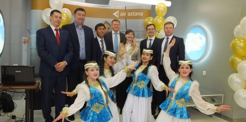 Осенняя распродажа авиакомпании «Эйр Астана» из Омска