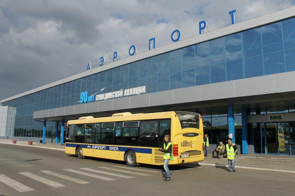 Как добраться до аэропорта Омска общественным транспортом