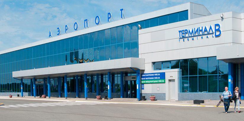 Аэропорт Омска начал принимать электронные посадочные талоны